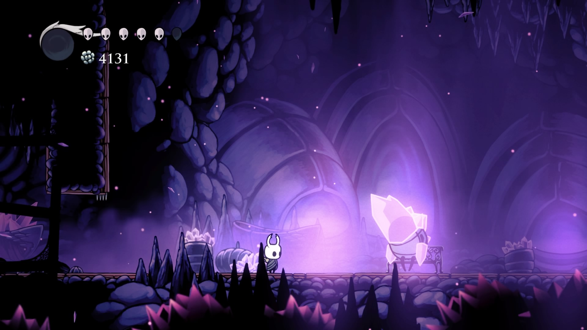 Hollow Knight 20200821162028 - Hollow Knight, guida e lore: Picco di Cristallo I