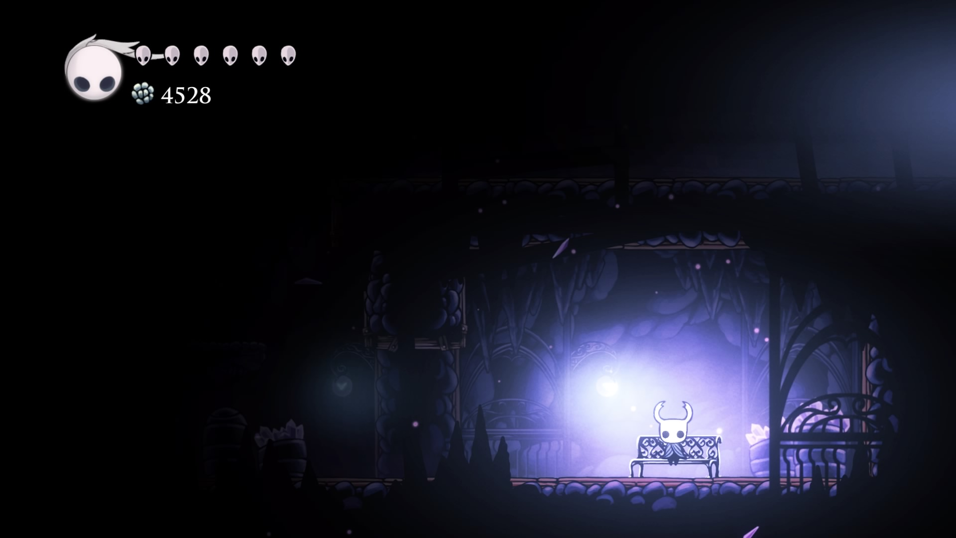 Hollow Knight Picco di Cristallo