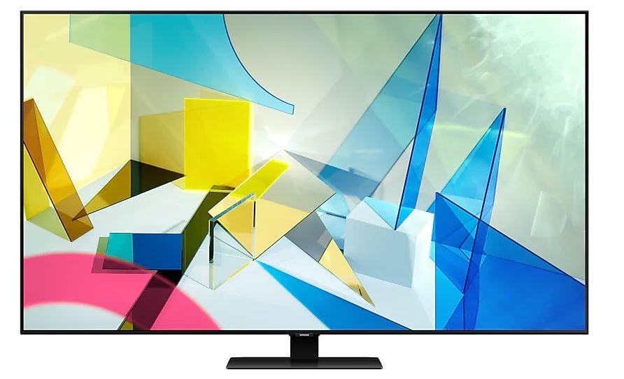 Samsung QN65Q80TAFXZC - Le 6 migliori TV 4K da utilizzare come monitor PC