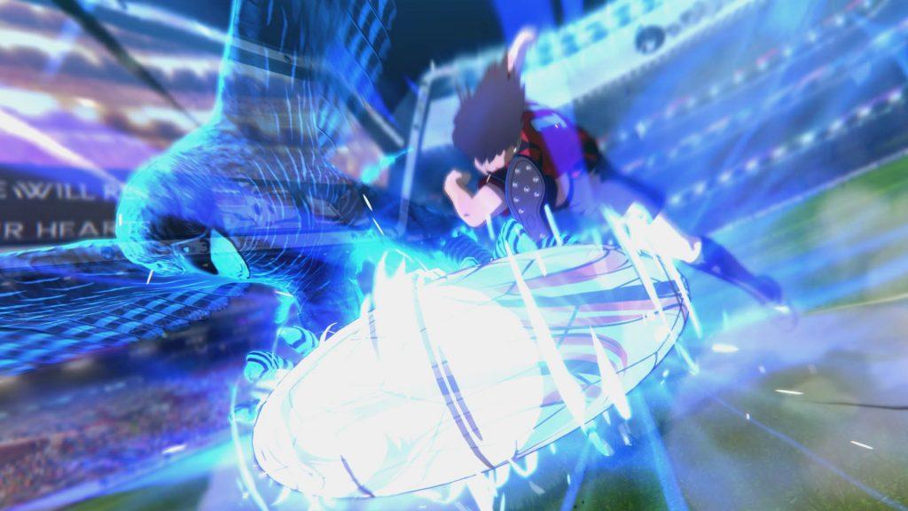 Captain Tsubasa Rise of New Champions Tiro