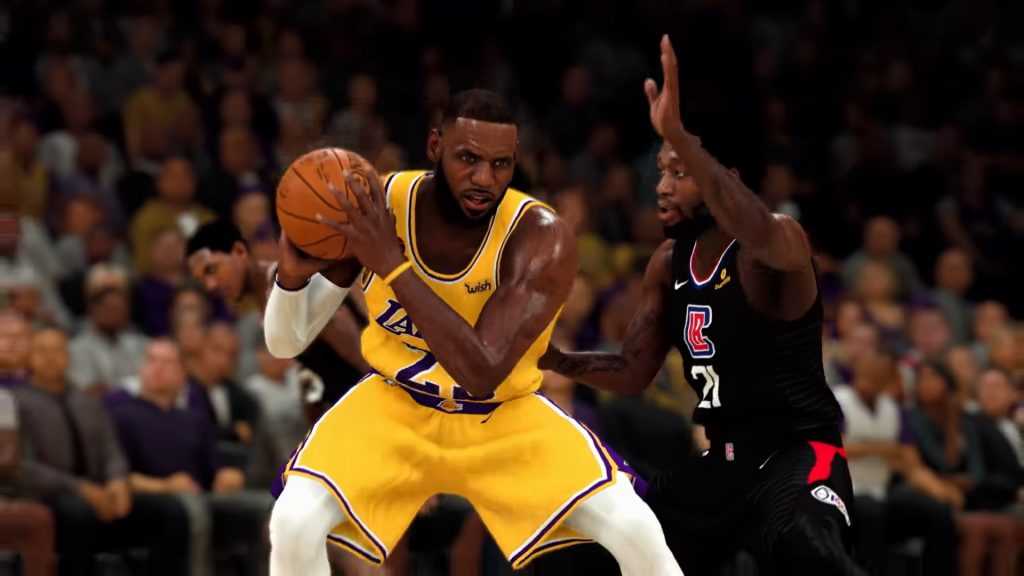 NBA 2K21 Lebron 1024x576 - Recensione NBA 2K21