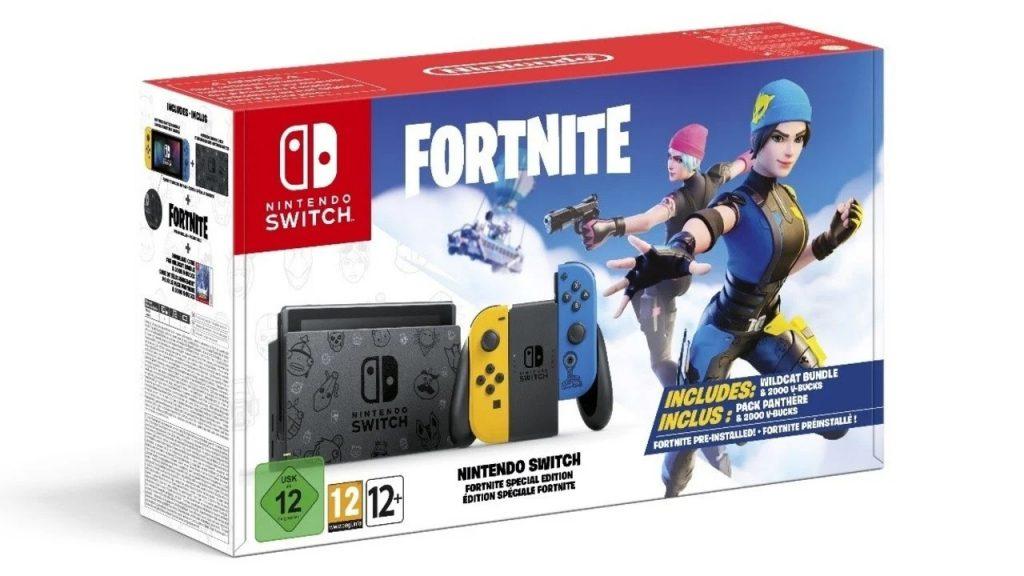 Nintendo Switch Fortnite 1024x576 - Nintendo Switch, in arrivo un bundle dedicato a Fortnite
