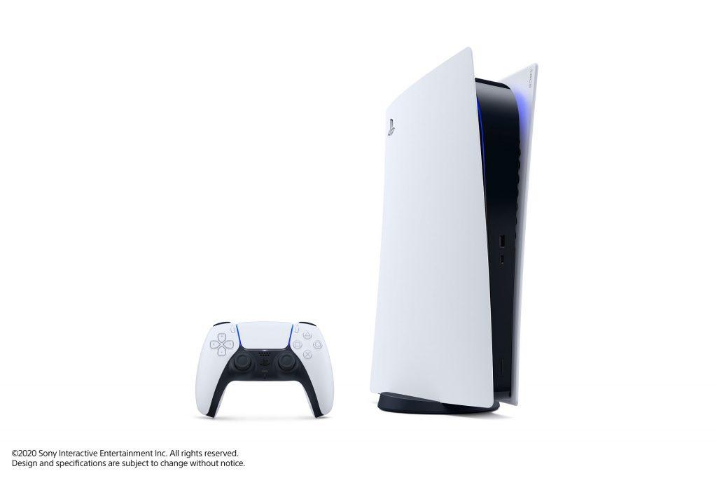 PS5 verticale 1024x683 - PS5, volete sapere come starà in casa vostra? Ecco come fare