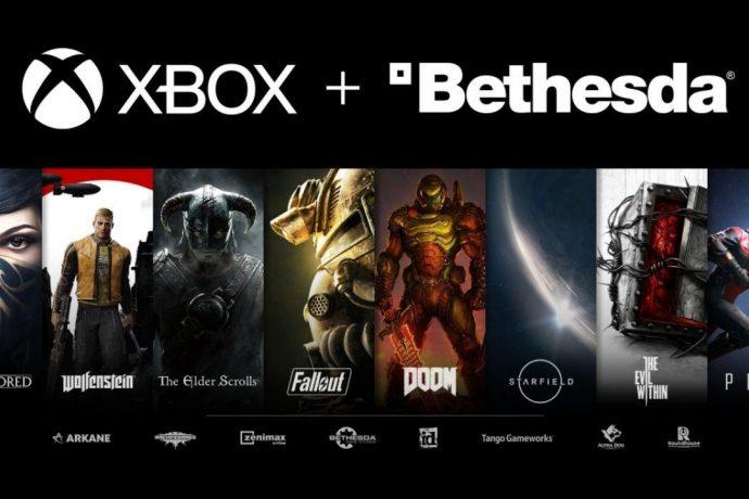 Microsoft acquista Bethesda