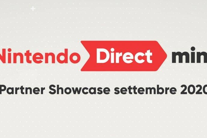 Nintedo Direct Mini Partner Showcase Settembre