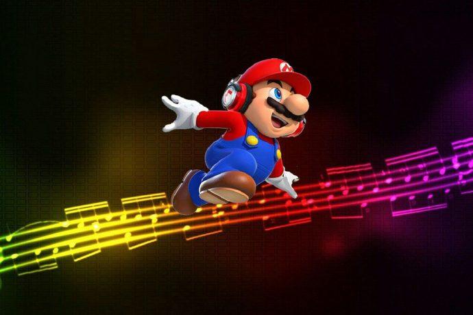 Super Mario 3D All-Stars Speciale Musica