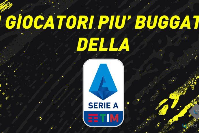 FIFA 21 FUT Ultimate Team Giocatori Buggati Serie A