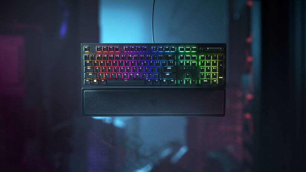 BlackWidow V3 2020 Key Visual 1 1024x576 - La nuova Razer BlackWidow V3 è finalmente tra noi