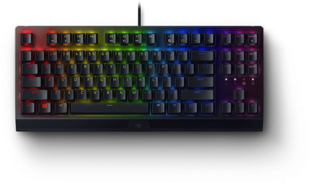BlackWidow V3 Tenkeyless 2020 Render01 Shadow 1024x621 - La nuova Razer BlackWidow V3 è finalmente tra noi
