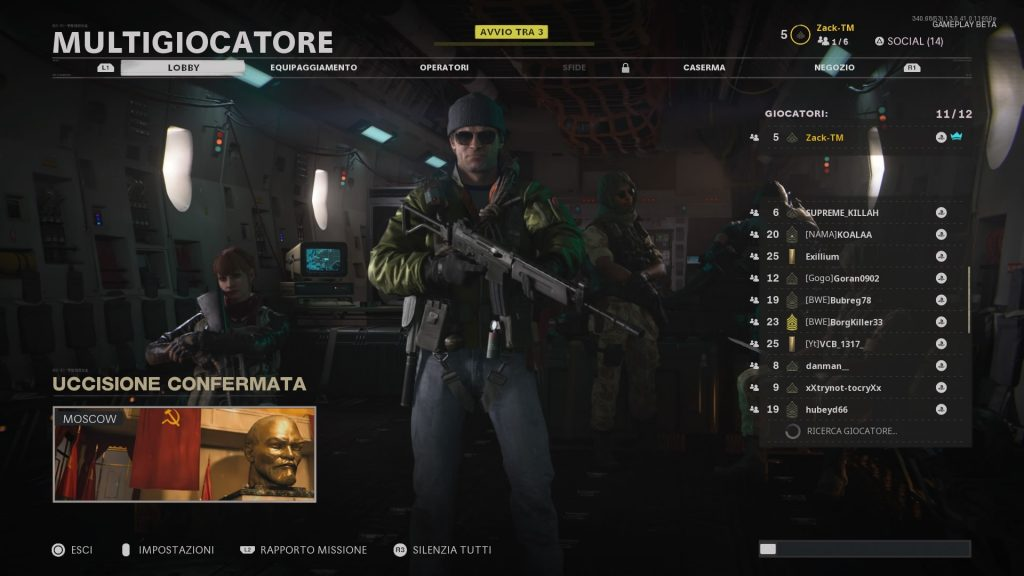 Call of Duty®  Black Ops Cold War Beta 20201010174618 1024x576 - Call of Duty Black Ops Cold War: impressioni dalla beta