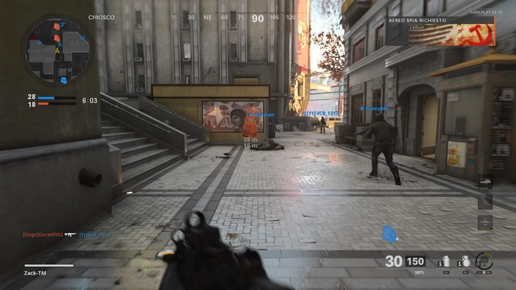 Call of Duty®  Black Ops Cold War Beta 20201010175137 1024x576 - Call of Duty Black Ops Cold War: impressioni dalla beta