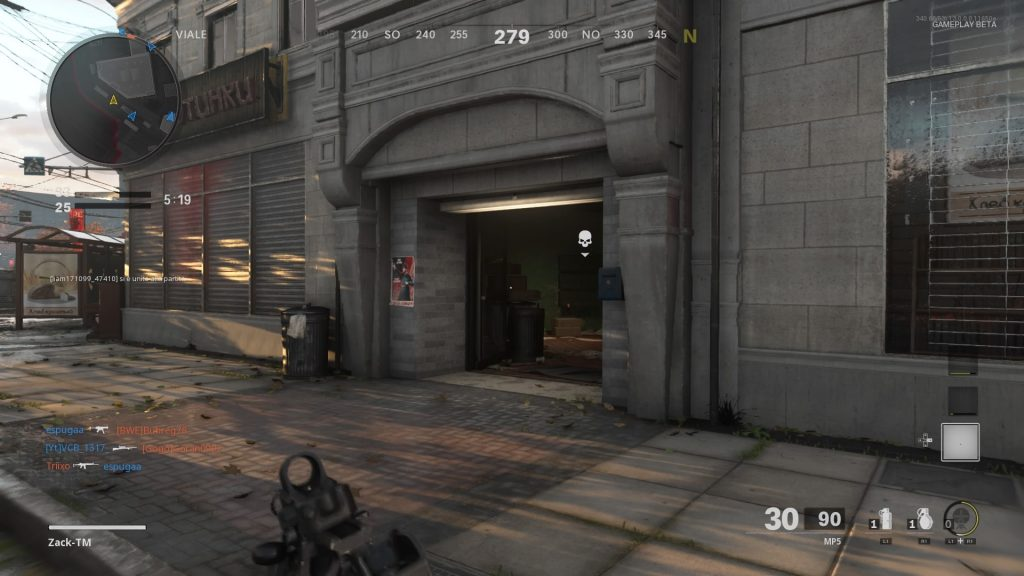 Call of Duty: Black Ops Cold War - Beta