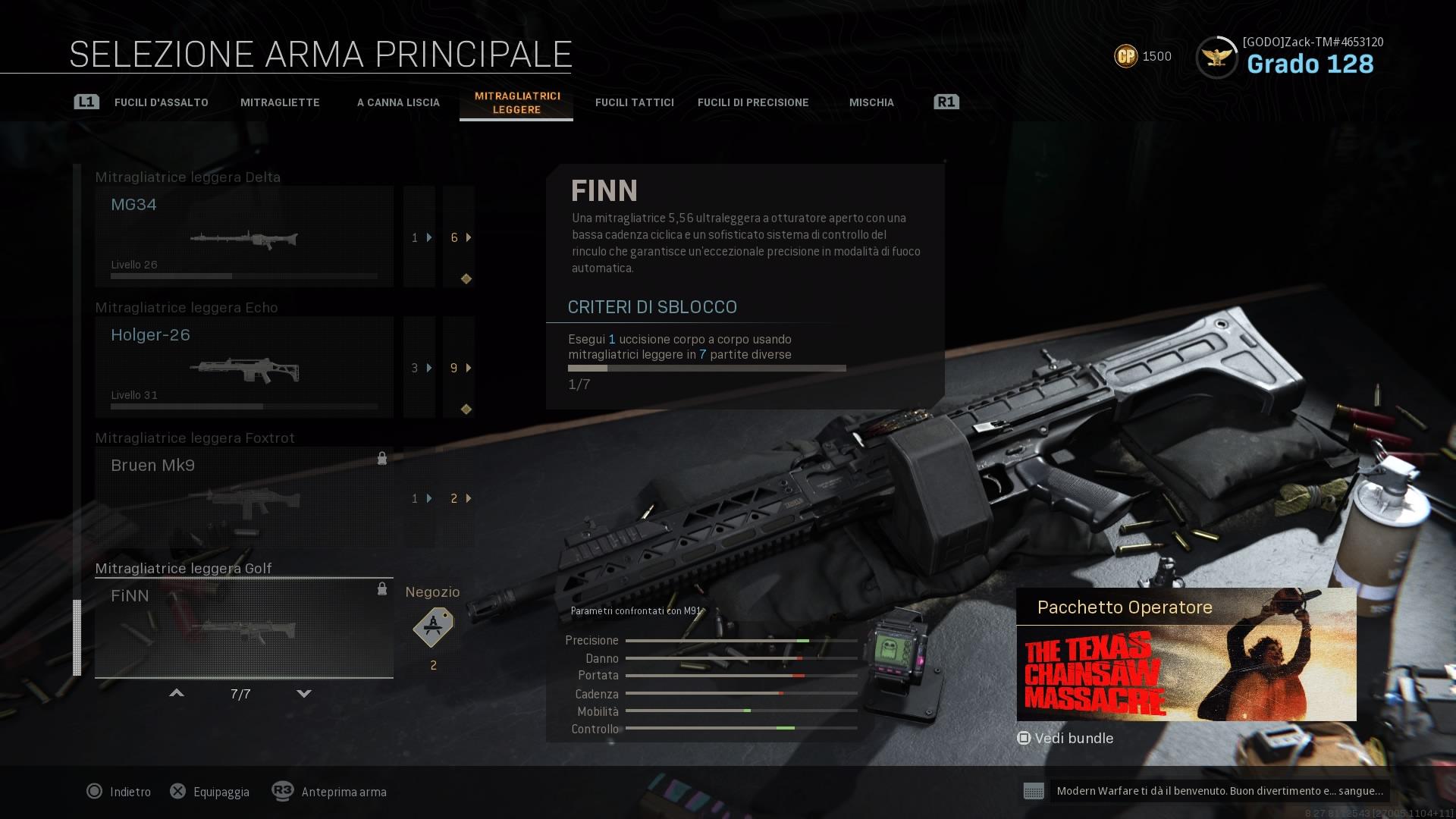 Call of Duty: Modern Warfare FiNN