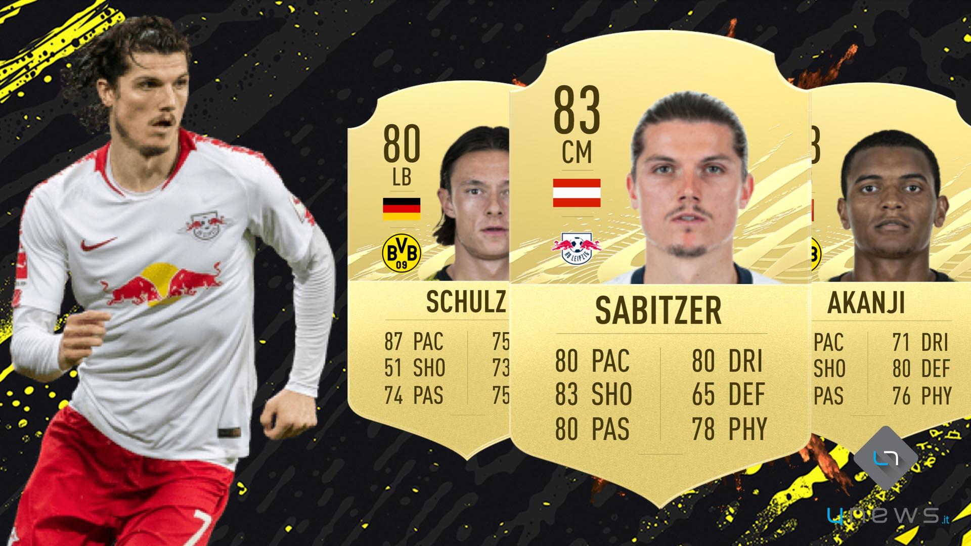 FIFA 21 - FUT Ultimate Team buggati Bundesliga