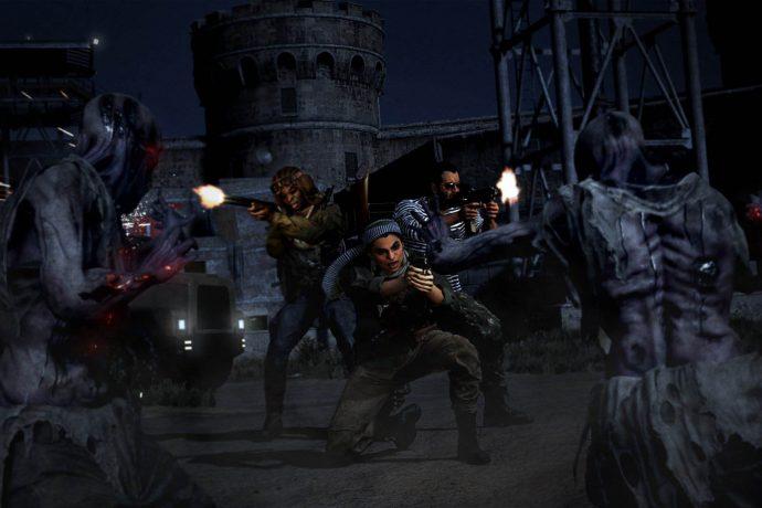 Call of Duty Haunting of Verdansk