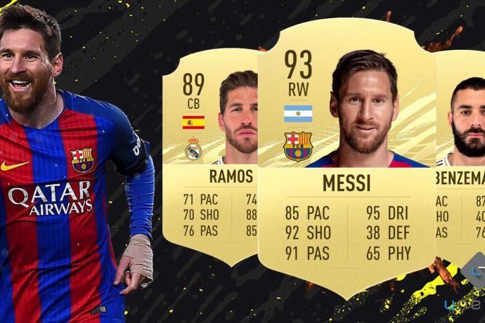 Squadra La Liga più forte FUT 21