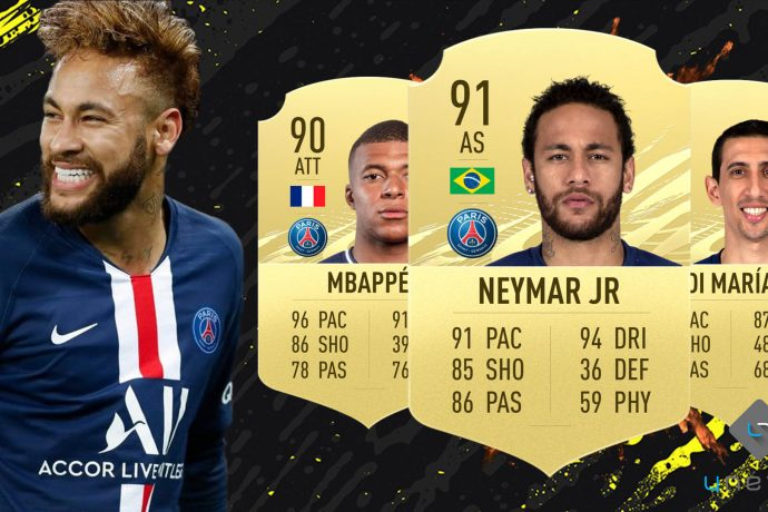FIFA 21 Ultimate Team miglior squadra Ligue 1