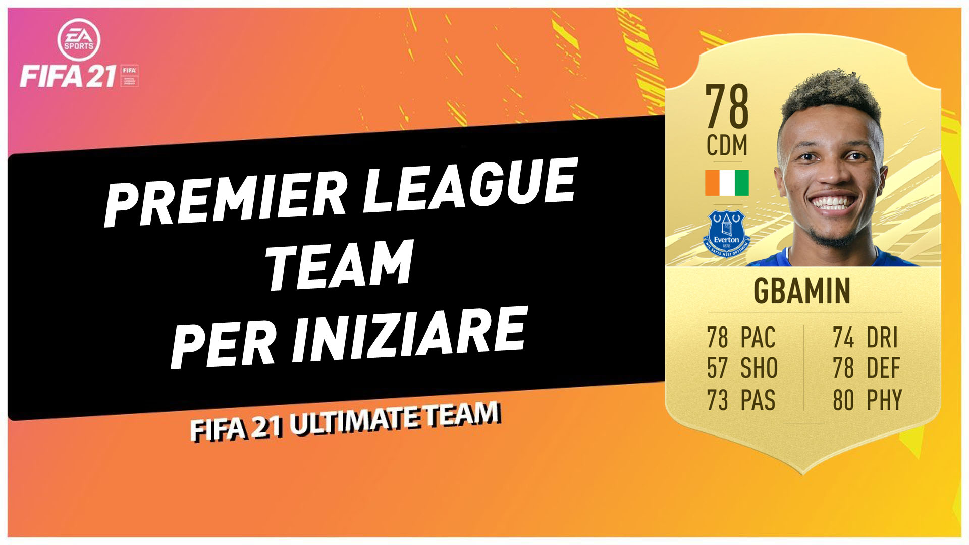 FIFA 21 Ultimate Team Premier League
