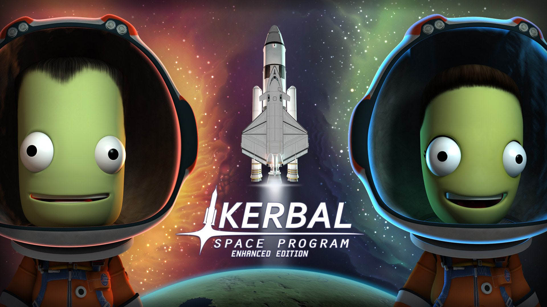 Kerbal Space Program Enhanced Edition Cover