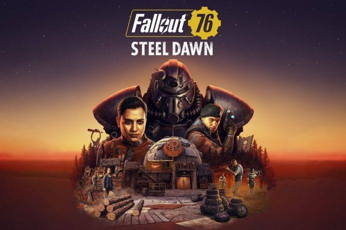 Fallout 76 Alba d'acciao