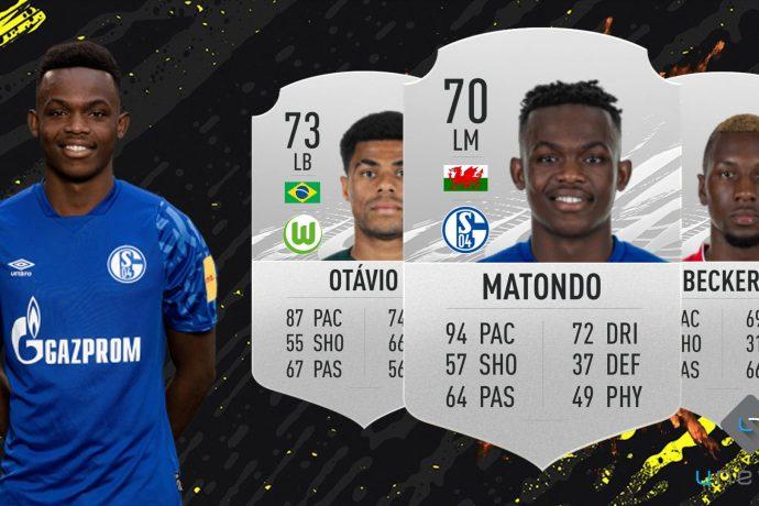 Squadra Argento più forte FIFA 21