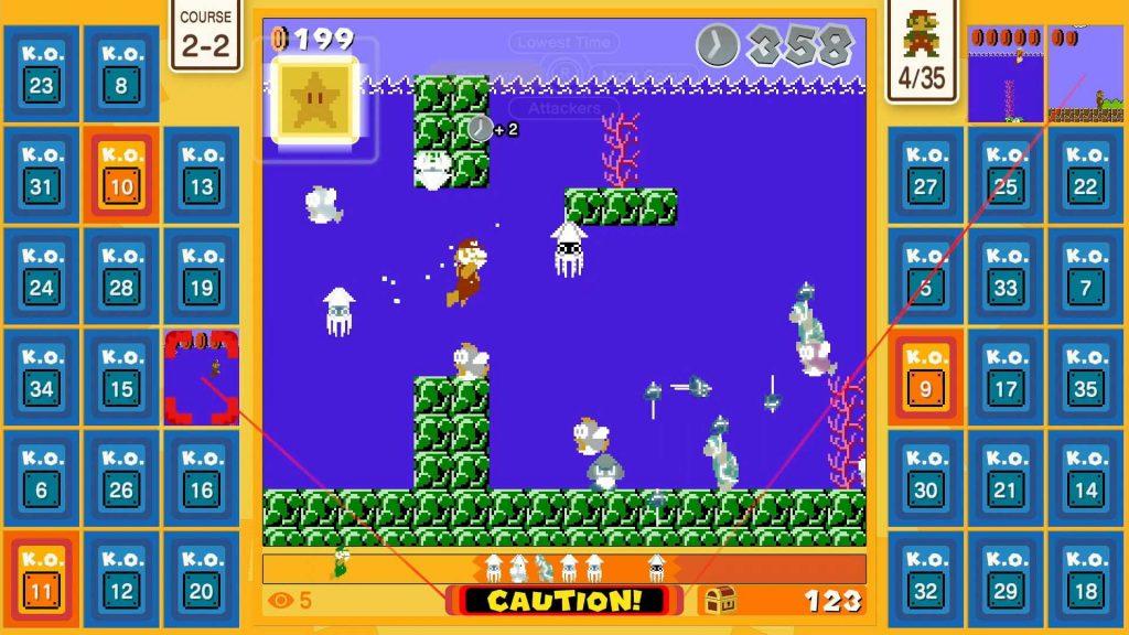 Super Mario Bros 35 Power-Up