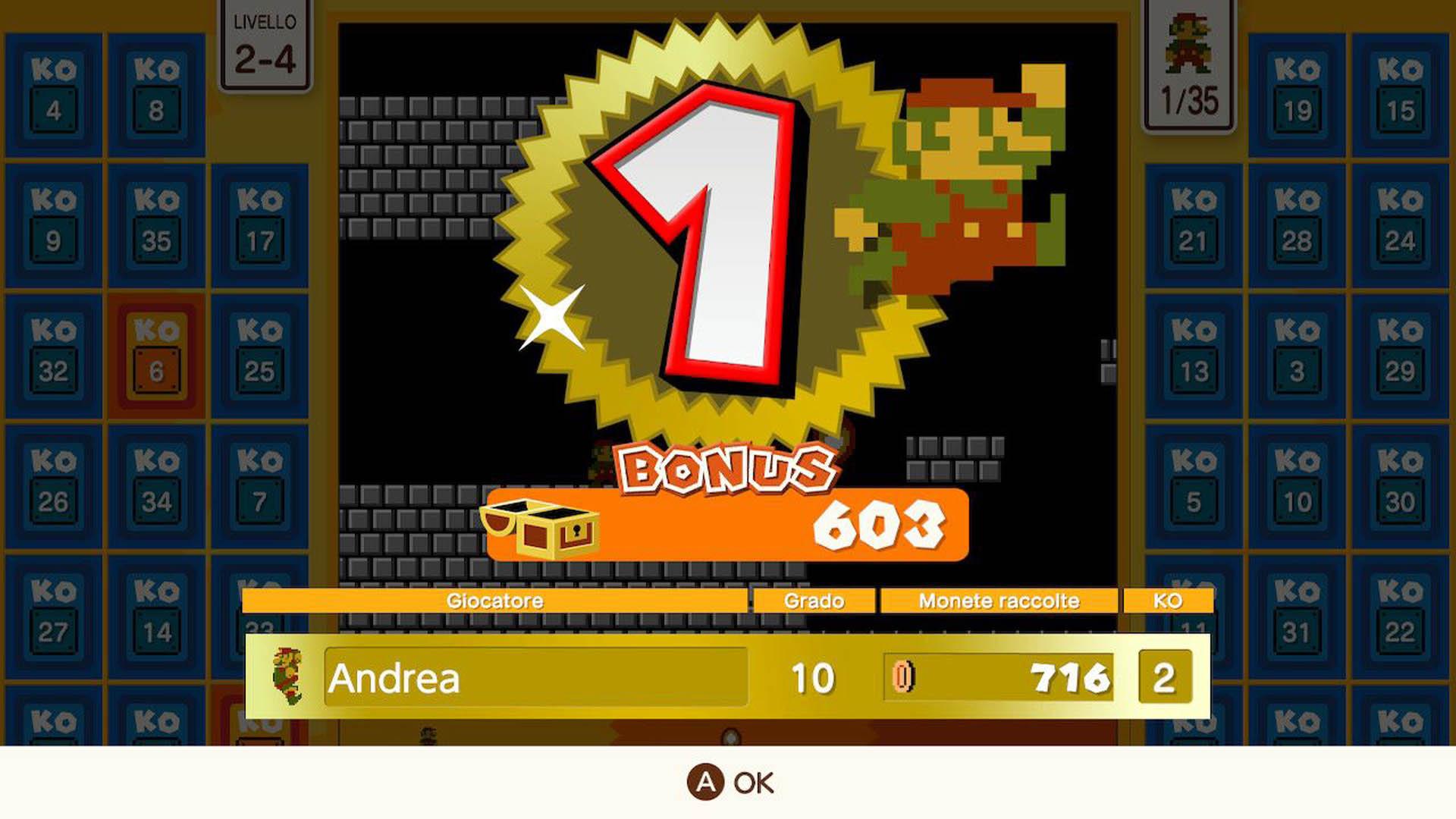 Super Mario Bros 35 trucchi per vincere