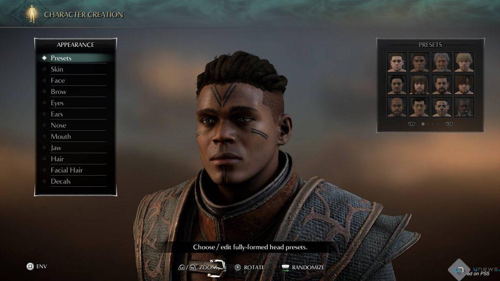 50566766908 52b82061f2 o 1024x576 - Demon's Souls, first look per l'editor del personaggio e la modalità foto