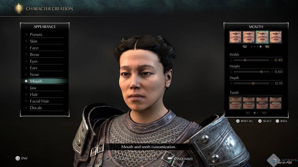 50567517121 afac28e5f3 o 1024x576 - Demon's Souls, first look per l'editor del personaggio e la modalità foto