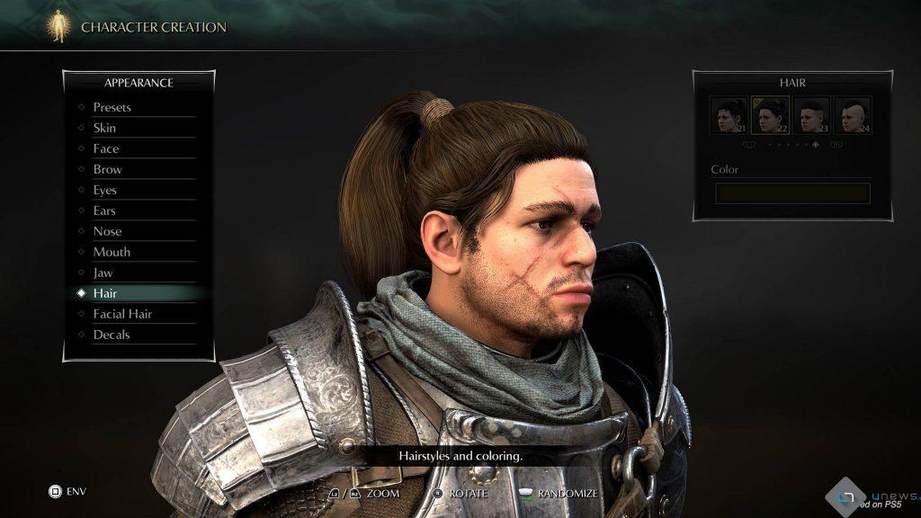 50567653452 268f0d4611 o 1024x576 - Demon's Souls, first look per l'editor del personaggio e la modalità foto