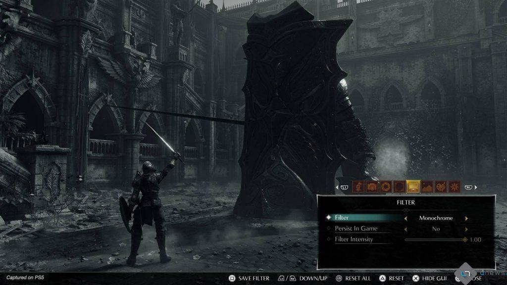 Demon's Soul Remake Photo Mode