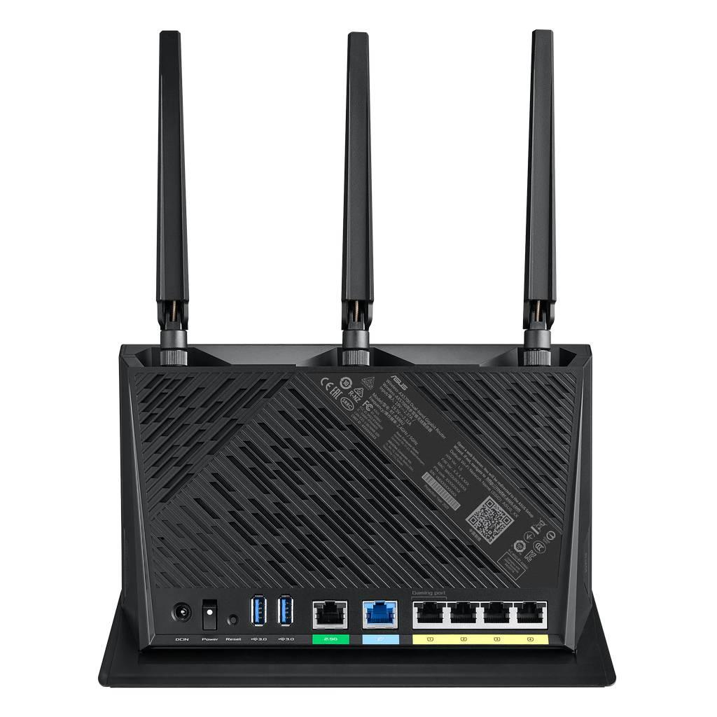 AsusRTAX86u 4 - Recensione router WiFi 6 Asus RT-AX86U