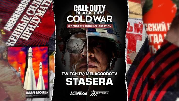 Cold War Evento di lancio - Call of Duty Black Ops: Cold War, questa sera l'evento di lancio