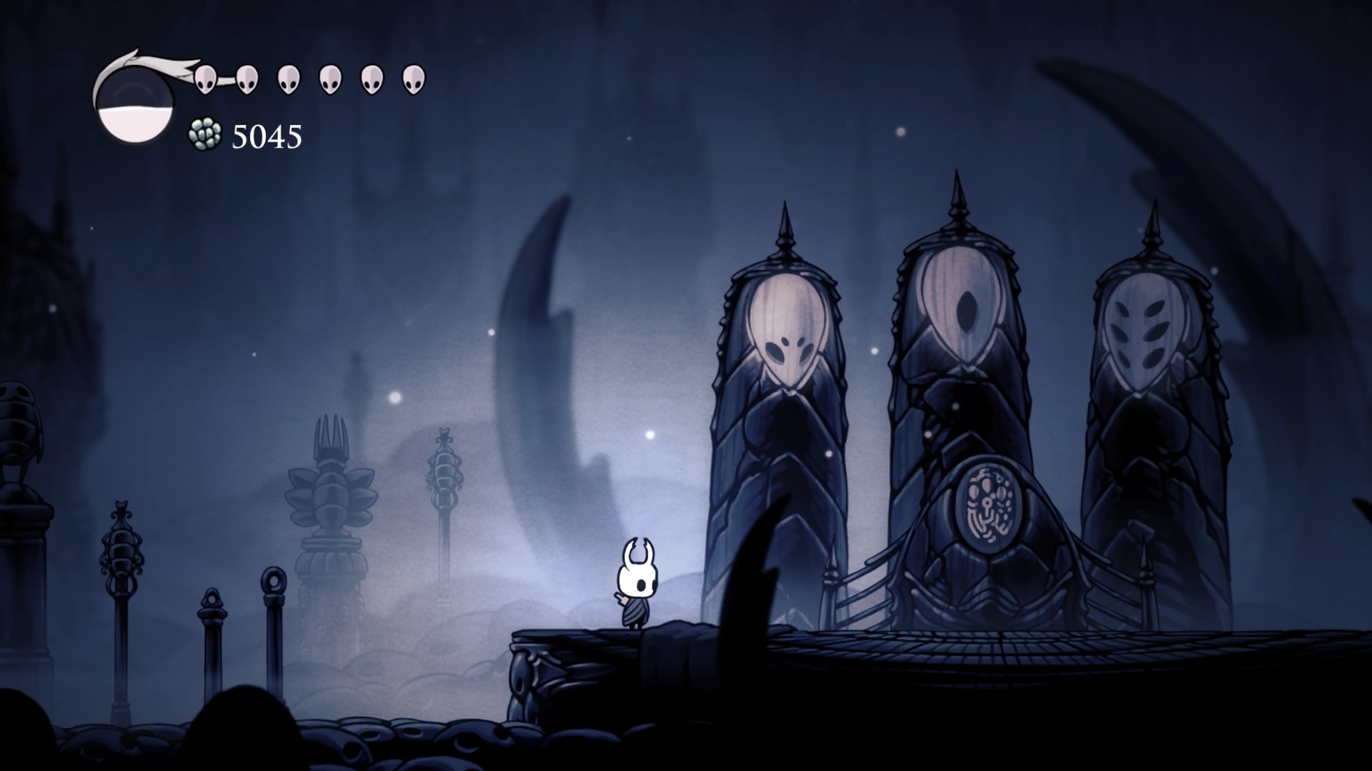 Hollow Knight Tomba dei Sognatori