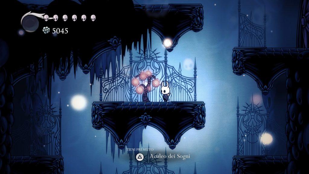 Hollow Knight Terre del Riposo