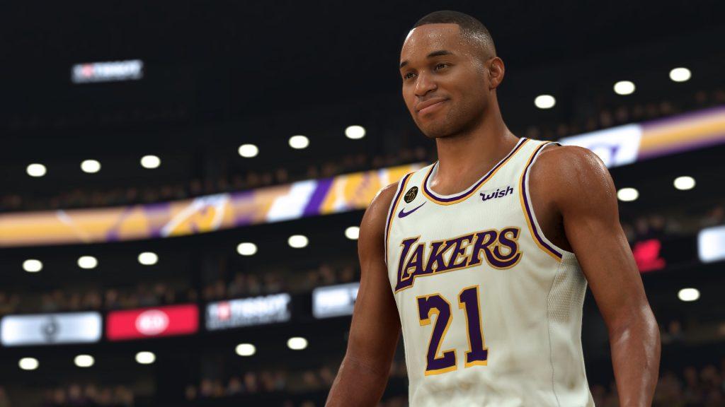 NBA 2K21 MyCAREER Junior Lakers 1024x576 - Recensione NBA 2K21 (next gen)