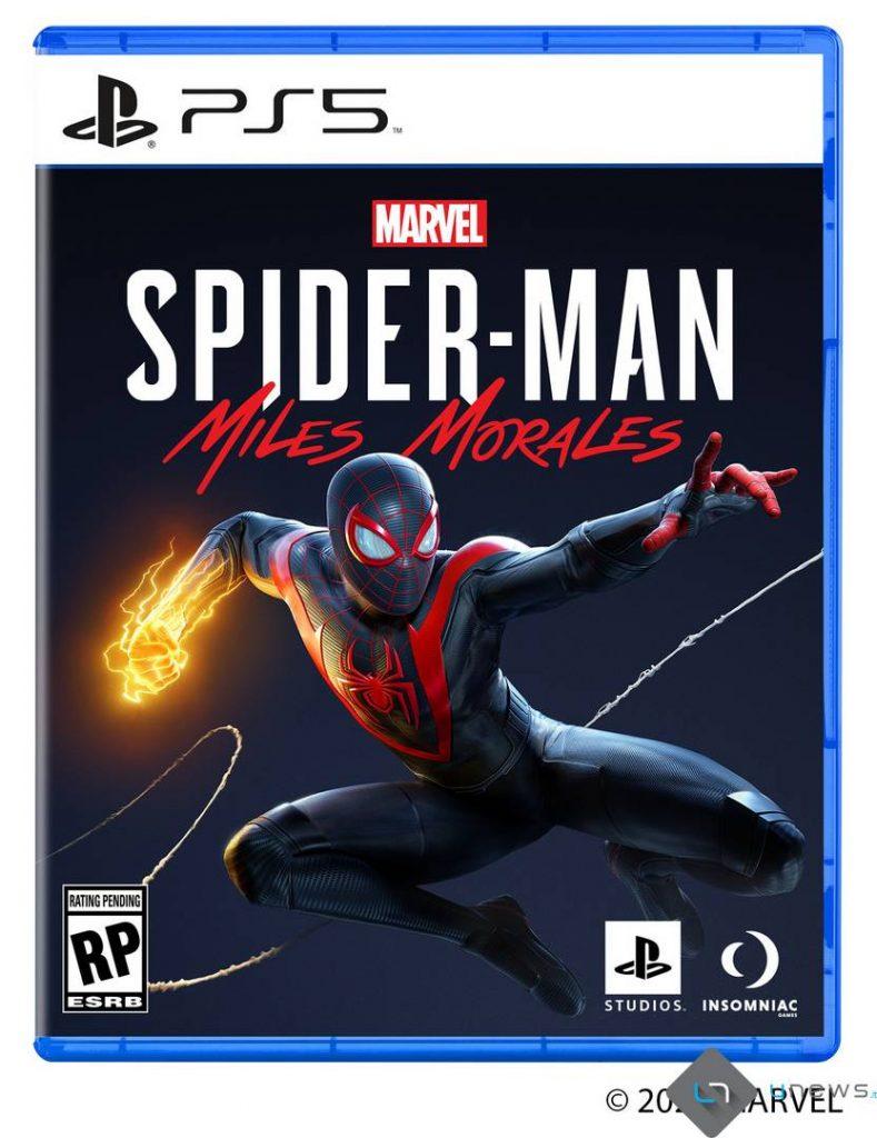 Spider Man Miles Morales PS5 box art noscale 789x1024 - PS5: La FAQ Ufficiale