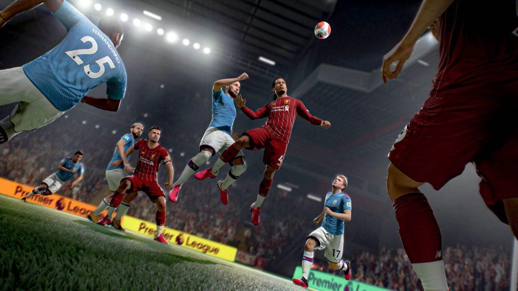fifa 21 ps5 contrasto aereo 1024x576 - FIFA 21, tutto quello che sappiamo sull'update per console next-gen