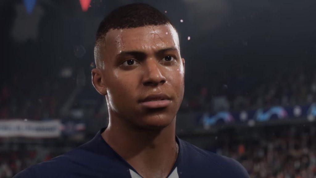 fifa 21 ps5 mbappe 1024x576 - FIFA 21, tutto quello che sappiamo sull'update per console next-gen