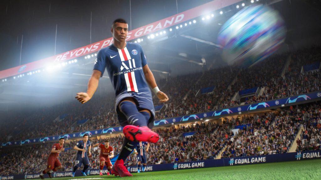fifa 21 ps5 tiro 1024x576 - FIFA 21, tutto quello che sappiamo sull'update per console next-gen