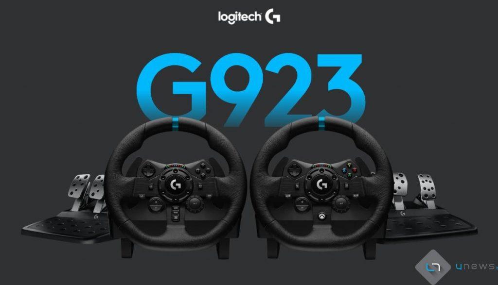 sim racing G923