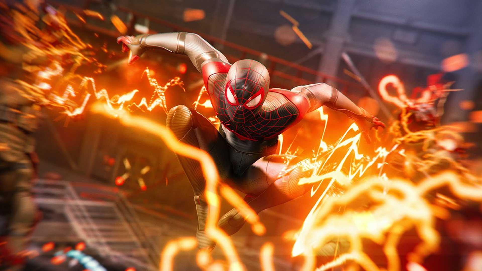 Spider-Man: Miles Morales Campioni Audio