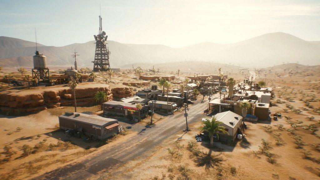 Cyberpunk 2077 Badlands Nomad Settlement scaled 1 1024x576 - Recensione Cyberpunk 2077