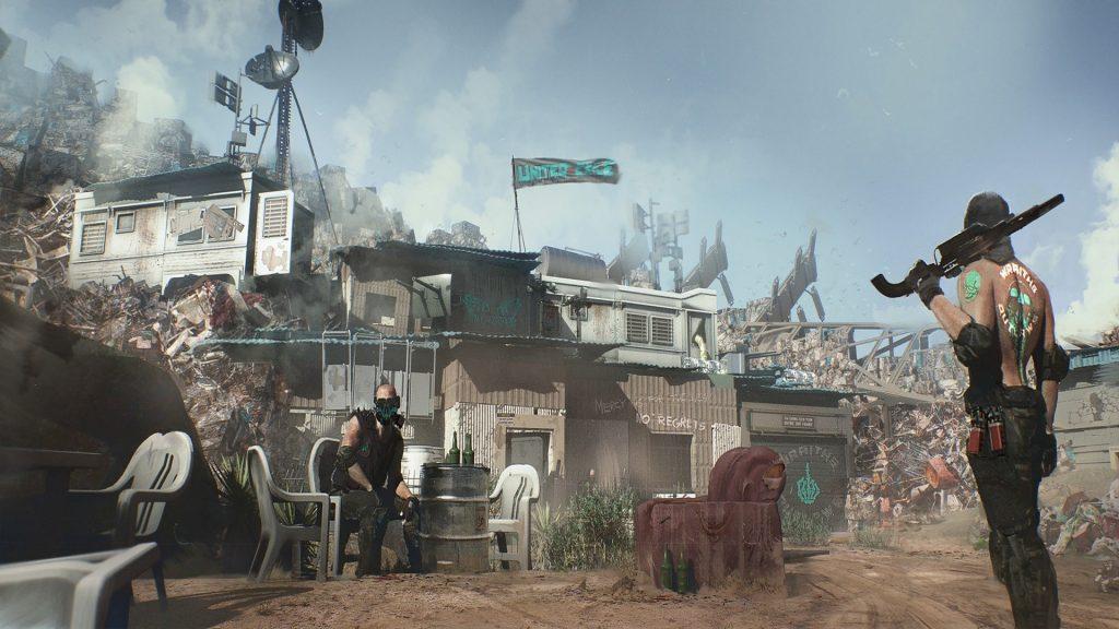 Cyberpunk 2077 The Outskirts Southern Desert Badlands 1024x576 - Recensione Cyberpunk 2077
