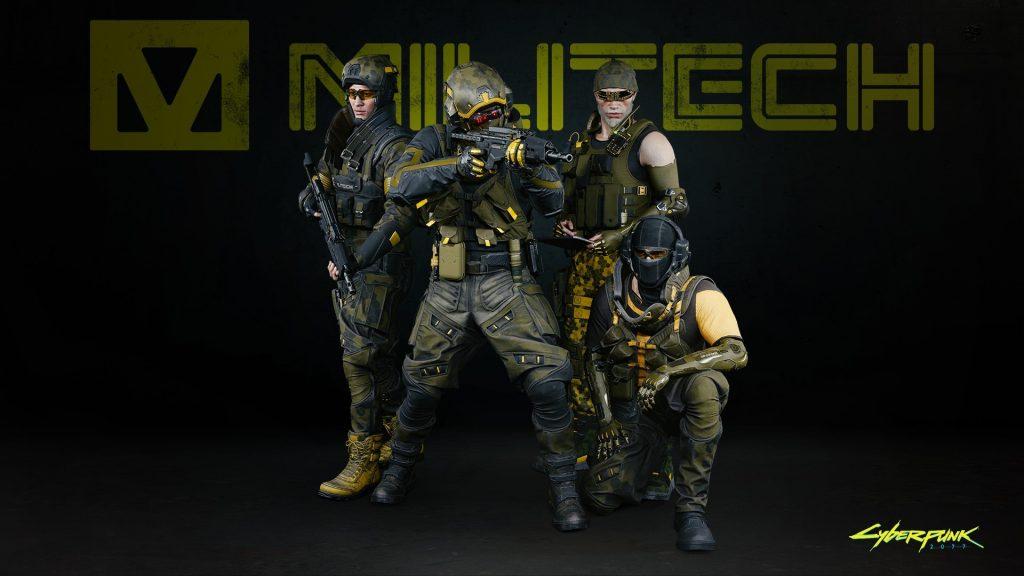 Cyberpunk2077 Wallpapers Militech 1920x1080 EN 1024x576 - Recensione Cyberpunk 2077