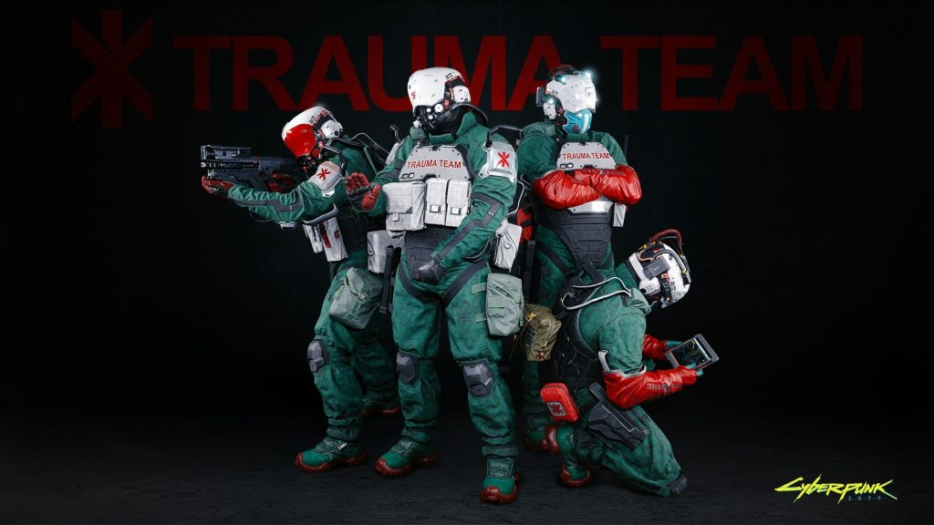 Cyberpunk2077 Wallpapers TraumaTeam 1920x1080 EN 1024x576 - Recensione Cyberpunk 2077