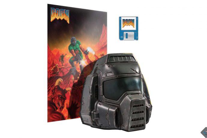 Bethesda Gadget - Doom Collector's Helmet