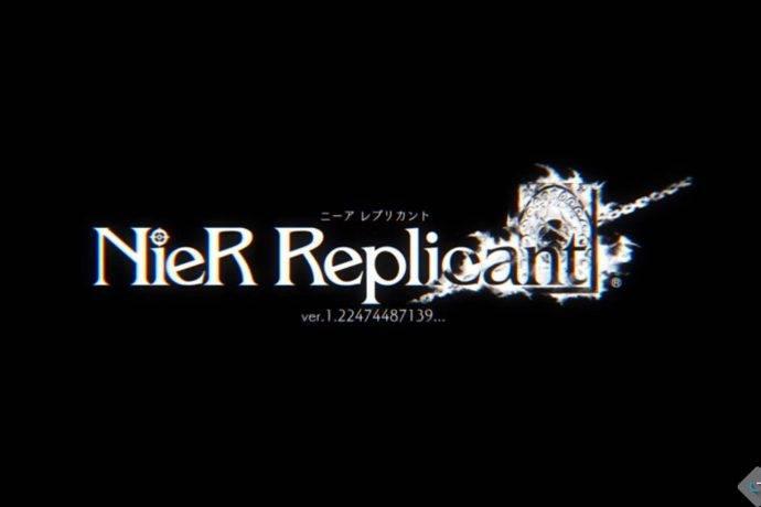 NieR Replicant 1.22