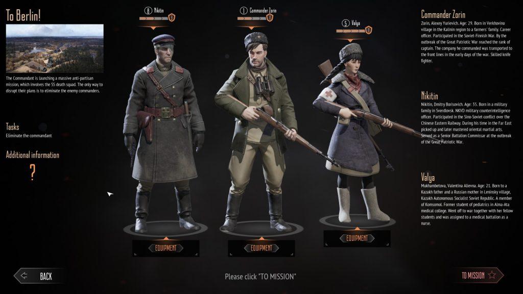 Partisans 1941 Group 1024x576 - Recensione Partisans 1941