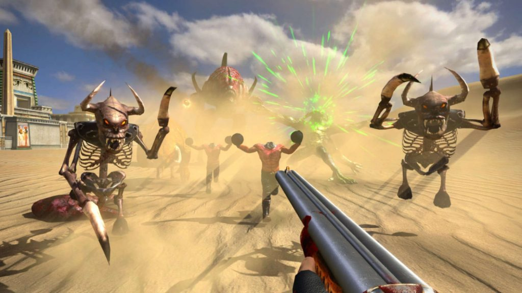 SeriousSamCollection 1024x576 - Recensione Serious Sam Collection